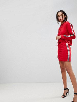 Lasula Side Stripe Skirt