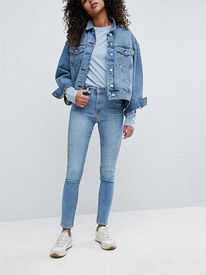 Weekday Thursday High Waist Skinny Jeans - I blue