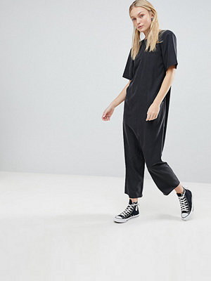Asos Tall Minimal Jumpsuit with Dropped Crotch