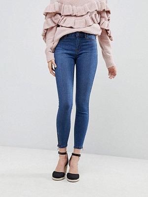 Vero Moda Super Skinny Jean With Ankle Zip