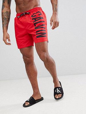 Badkläder - Calvin Klein Intense Power Medium Swim Shorts