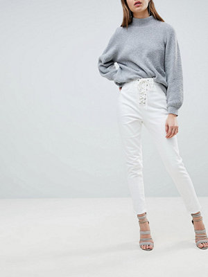 Ivyrevel Jean with Lace Up Front