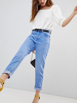 New Look Bright Blue Straight Leg Jean
