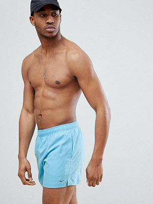Badkläder - Nike Exclusive Volley Super Short Swim Short In Blue NESS8509-496