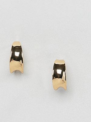 Reclaimed Vintage örhängen Inspired Chunky Hoop Earrings