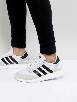 Adidas Originals I-5923 Runner Boost Trainers In White CQ2489