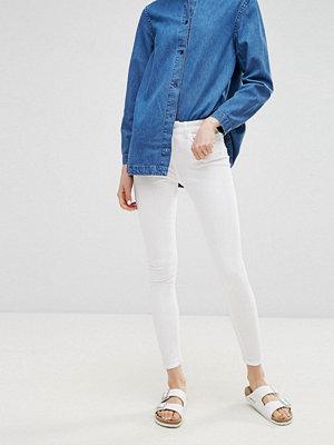 Wåven Petite Ankle Grazer smala jeans
