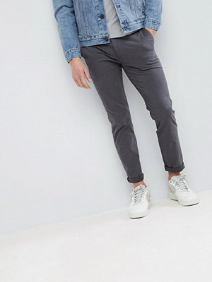 KIOMI Chino Trousers In Grey