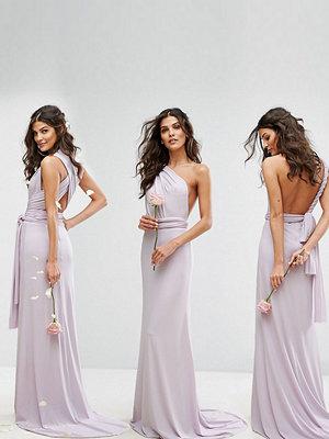 TFNC WEDDING Multiway Maxi Dress - Lilac lustre