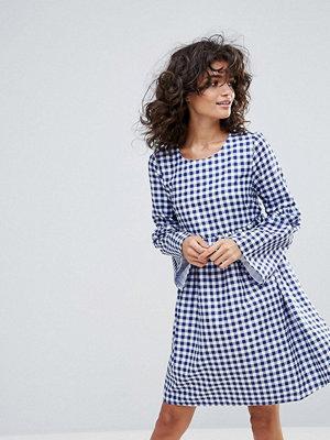 Vero Moda Gingham Smock Dress