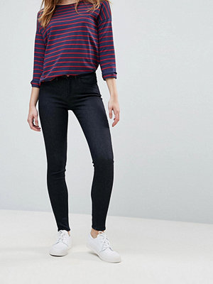 Wrangler Jeans med hög midja och extra smal passform