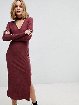NYTT Choker Midi Dress