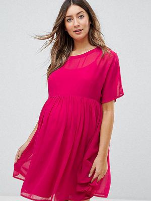 ASOS Maternity Woven Smock Dress