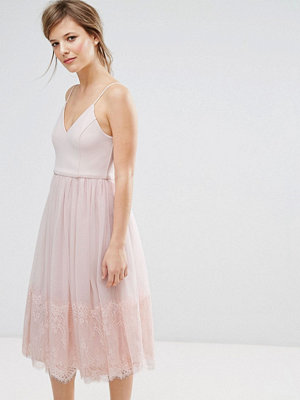 New Look Tulle Midi Prom Dress