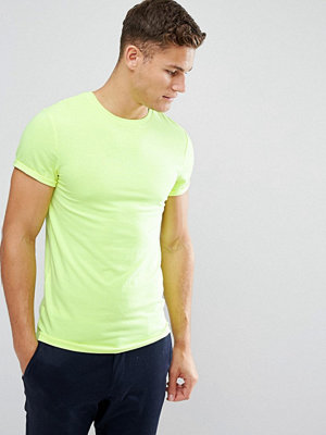 ASOS Pique Polo In Green