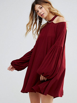 Free People Drift Away Shift Dress