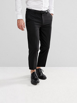 ASOS Skinny Cropped Smart Trousers
