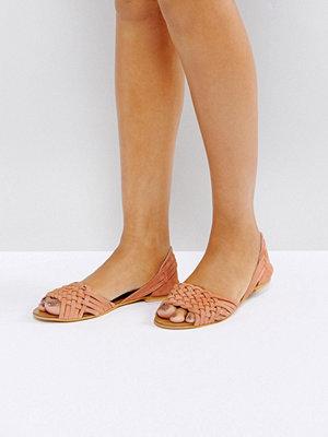 ASOS JUNA Suede Summer Shoes