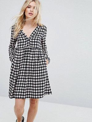 Max & Co Max&Co Dedica Gingham Shirt Dress