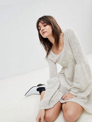 Free People Juliet Alpaca Wool Blend Mini Dress