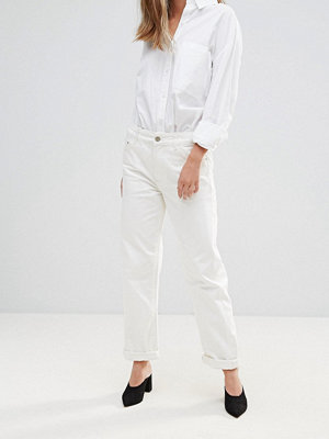 BETHNALS Charlie Wide Cropped Jeans