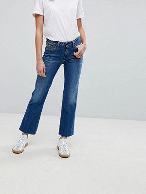 Pepe Jeans Check In Bootcut Jeans - Denim