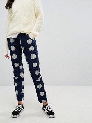 G-Star 5622 Elwood X 25 Pharrell jeans i Kimonotryck Kimonomönster