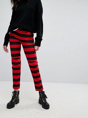 G-Star 5622 Elwood X 25 Pharrell Randiga jeans Prison stripe