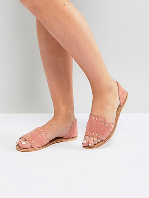 ASOS JOVENA Leather Summer Shoes
