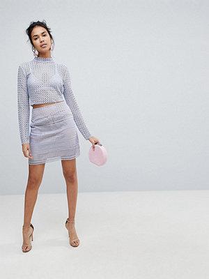Keepsake Sweet Nothing Crochet Lace Skirt
