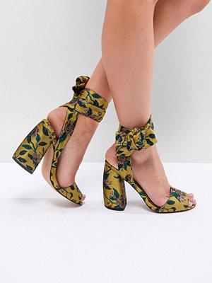 ASOS HARVEST Heeled Sandals
