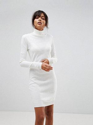 Boohoo Roll Neck Jumper Dress
