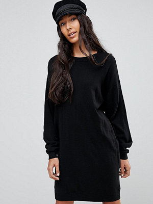 Asos Tall Knitted Oversized Crew Neck Dress