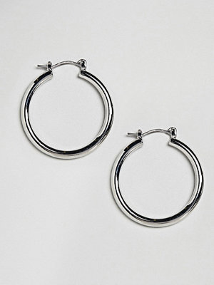 ASOS örhängen Tube Hoop Earrings