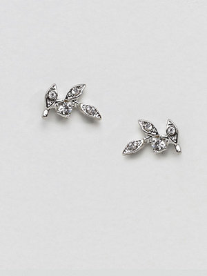 ASOS örhängen Tiny Leaf Stud Earrings