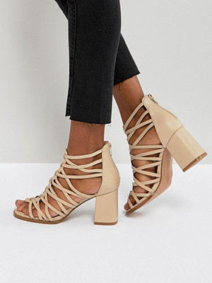 ASOS THISTLE Block Heeled Sandals