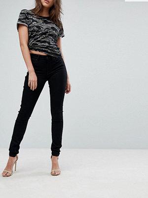G-Star G-Shape Super skinny jeans med hög midja Rinsed