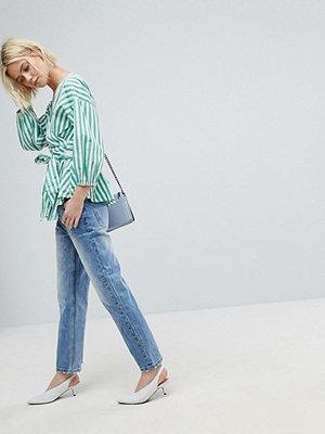 Evidnt Korta raka jeans Beachwood