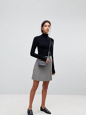 Selected Femme Check Mini Skirt