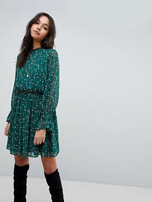 Y.a.s Ditsy Floral Skater Dress