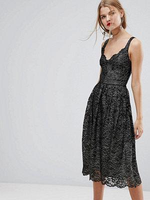 Y.a.s Lace Midi Dress