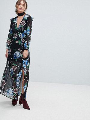 Miss Selfridge Printed Floral Dress