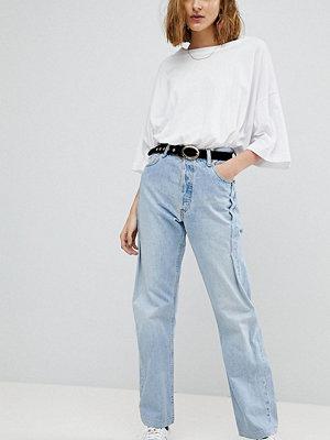 Reclaimed Vintage Revived Re-Work Jeans - Light wash
