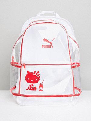 Puma ryggsäck X Hello Kitty Translucent Backpack - Transparent