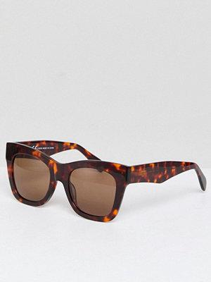 Weekday Oversized Acetate Sunglasses