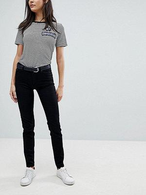 Emporio Armani Low Rise Skinny Jeans