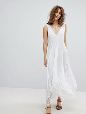 Free People Girl Like You Smock maxi Dress