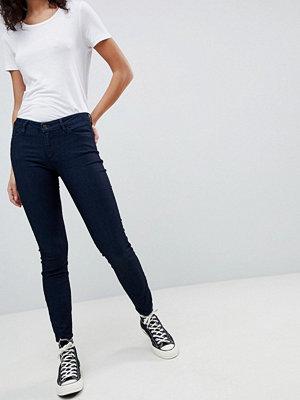 Armani Exchange Super Skinny Low Rise Jeans