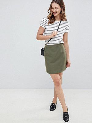 ASOS DESIGN Tailored A-Line Mini Skirt