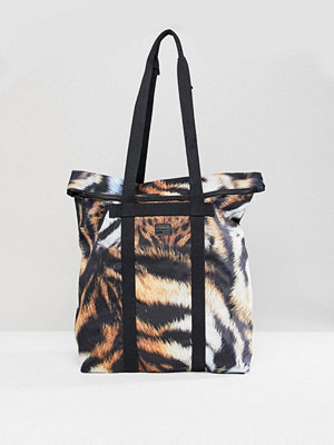G-Star shopper Tiger Print Backpack